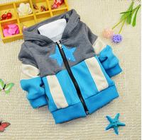 Size 2-4 T Retail New Hot Children Hoodies Sweatshirt Boys Girls Spring Autumn Coat Kids Long Sleeve Casual Outwear  Clothing