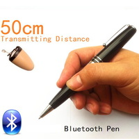 2014 NEW Bluetooth Pen HERO-898 30-60cm Long Transmitting Distance To SPY Earpiece Can Work during Writing