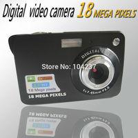 2014 theNEW & HOT  video digital camera  8XZOOM  2.7inch TFT srcreen 18 Mega pixels  Cheape and good quality  free shipping