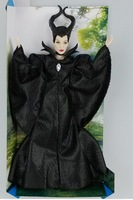Free shipping 11.25 inch Anime high quality copy Maleficent doll Classic Girls brinquedos Collection doll toy action figures
