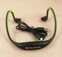 Wireless Bluetooth Sports Stereo Headset for iPhone 4 4S 3GS HTC i9100 gren BT04