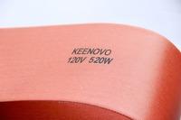 "5"" X 24"" 520W 120V Keenovo Flexible Silicone Heater, Ukulele Side Bending Heating Thermal Heat Blanket, Free Shipping"