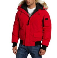 Goose Down Parka Winter Thickening With A Hood Short Design Wadded Jacket Men Warm Fashion Brand Designer Warm Coat