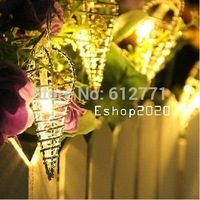 2014 Christmas LED lights 3M 40PCS  light  decorative  light  creative lighting the Christmas tree is hanged