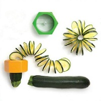 kitchen accessories cooking tools vegetable slicer vegetable cucumber spiral vegetable slicer 95679