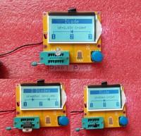 2014 Newest Transistor Tester Capacitor ESR Inductance Resistor Meter NPN PNP Mosfet LCR METER LC