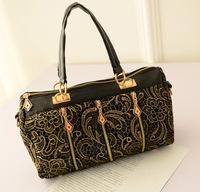 New 2014 women handbag new fall fashion lace princess lace Korean Mobile casual Messenger bags women bag