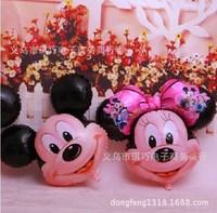 Aluminum balloons cartoon balloons Mickey Mickey Mouse head balloon party balloon decoration balloonhttp://detail.