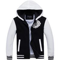 Spring &Autumn Period & Detonation Man Jacket Fashion Leisure Men's Cotton Streetwear Coat Jackets  Man's Clothing