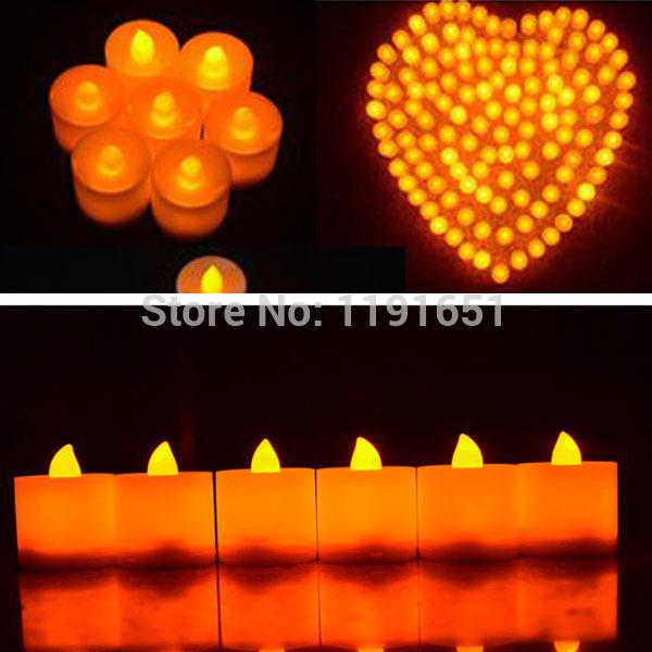 Free shipping 10pcs/lot novidade flameless candles bulk christmas bedroom kids led candle wedding decoration children nightlight(China (Mainland))