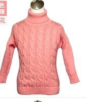 2014 Korean version of sweater boy children clothing girls sweater Hitz move on behalf of the child
