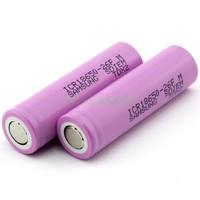 4pcs/lot Original 18650 ICR 18650-26F 2600mAh Li-ion 3.7v Battery For Flashlight +Free Shipping