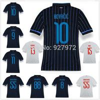 NAGATOMO HERNANES 14/15 home blue away football soccer jerseys, PALACIO ICARDI KOVACIC RICKY top thai quality soccer uniforms