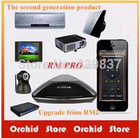 Broadlink RM pro RM2,smart home,Automation Intelligent ,Smart phone wireless remote control home appliance,WIFI+IR+RF,switch