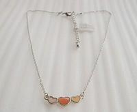 Heart Shape Pendant Necklace  ls