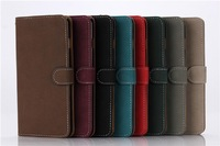 For iPhone 6 Plus Case 5.5 inch Luxury Ancient Cashmere Leather Card Slot Stand Holder Fashion Handbag Wallet Smart Cover Hot