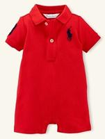 baby carters boy Korean version of Boys 10 color Romper Romper jumpsuit hy124