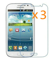 Retail Packing 3x Glossy Ultra Clear LCD Screen Protector Guard Cover Film Shield for Samsung GALAXY Grand Neo Lite i9060 i9062