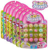 2SETS SQUINKIES  New BUBBLE PACK 16pcs Lovely HOT action figure toy little toys children toys littlest pet shop