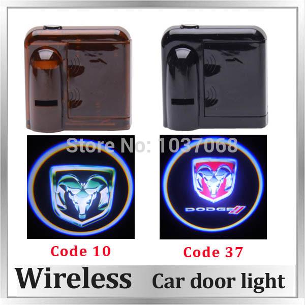 Двери автомобиля добро пожаловать свет из светодиодов призрак тень логотип проектор для уклонения мститель претендентом зарядное устройство дартс Durango путешествие гранд караван
