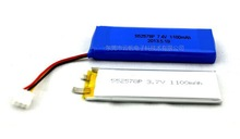 Guangdong 7.4V polymer lithium battery pack