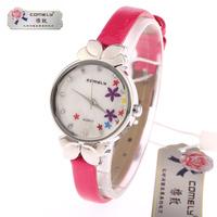 2014 diamond watches, quartz watch strap watch waterproof movement, free drop shipping