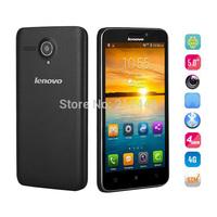"Case&film free! Lenovo A606 FDD LTE 4G black,5.0"" 854*480 screen,MTK6582 quad core 1.3ghz, 512M RAM 4G ROM,GPS,Dual CAM"