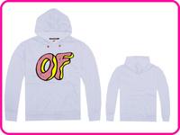 Free Shipping Online Stock Brand Odd Future Streetwear Man Woman Couple Pullover Hoodie Skateboard Hip Hop Odd Future Hoody-004