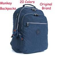 Big Casual Classic Mochilas Brand Femininas Masculino Washed Nylon Outdoors Travel Backpack Men Women Monkey School Bags Laptop