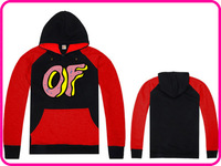 Free Shipping Online Stock Brand Odd Future Cheap Casual Sports Male Hooded Jackets Hoody Hoodies Do Free Drop Shipping