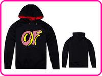 Free Shipping Online Stock Odd Future Hip Hop Fashion Brand Odd Future Streetwear Skateboard Couple Hoodies Sportswear Hoody