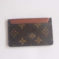 hot sale men business card holder real leather 2014 brand credit card case promotion hot sale men women card holder
