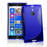S Line TPU GEL Case Cover  for Nokia Lumia 1520
