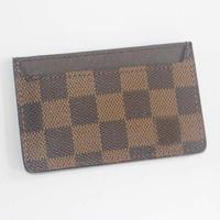 2014 hot sale men business card holder nice quality real leather men credit card case brand new designer card ID holders