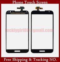 Original Highscreen For LG Optimus G Pro E980 E985 F240 Front Prestigio Touch Screen Panel Digitizer Glass Sensor Replacement