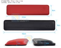 Dermis genuine leather Wrist Rest Wrist pillow keyboard pad for Mechanical 87/104keysKeyboard