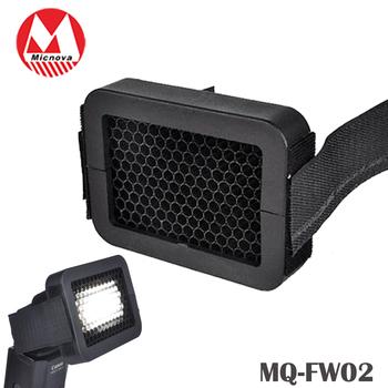 "MICNOVA 1/4"" Universal Honeycomb Speed Grid MQ-FW02 for Portable Camera Flash ..."