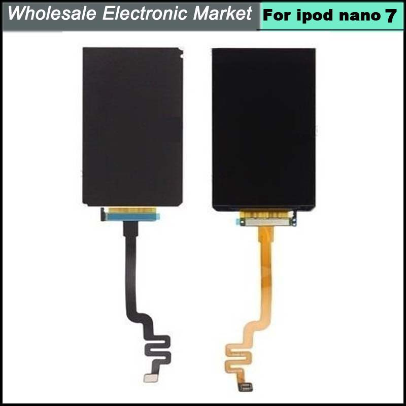 10pcs/lot Cheap Price For Apple iPod Nano 7 Gen 7th Original LCD Display Screen Replacement(China (Mainland))