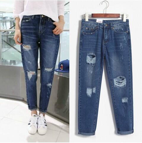 Женские джинсы BM-A122 Calca 0970# цена 2017