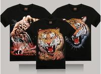 Hot models new design for t-shirt 2014 new style men/women 3D t shirt short sleeve summer cotton tshirt free shipping