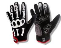 8808 Bike Bicycle Gloves Full Finger Motocross Riding Dirt Bike BMX Cycling Biking Gloves FREE SHIPPING