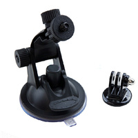 Sj4000 Sj5000 SJ6000 Accessories Car Suction Cup Holder Set For Gopro Hero 3
