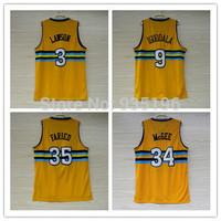 3# Ty Lawson 8# Danilo Gallinari 9# Andre Iguodala 34# JaVale McGee 35# Kenneth Faried Jersey Rev 30 Denver Basketball jerseys