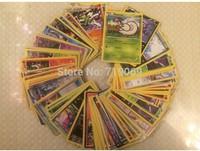 40PCS / lot Not repeated POKEMON card Playing Cards English version card Poker Card bulk