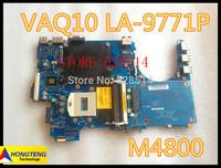 Wholesale for Dell M4800 laptop motherboard VAQ10 LA-9771P PGA947 Non-integrated 100%Tested