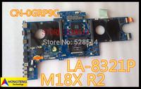 Wholesale CN-0GRP9C 0GRP9C GRP9C For Dell Alienware M18X R2 Motherboard LA-8321P 100% fully tested