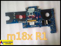 Wholesale for Dell Alienware M18x R1 I7 C9XMR 0C9XMR CN-0C9XMR PAR10 LA-6571P laptop motherboard fully tested & working perfect