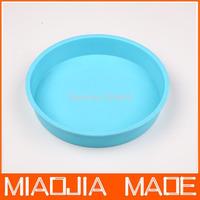 2pcs / lot silicone big pan cake mold free shipping