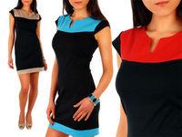 S-XXL Plus Size four colors  2014 New vintage Style Bodycon Dress Celebrity Casual vestidos Elegant Dress A386