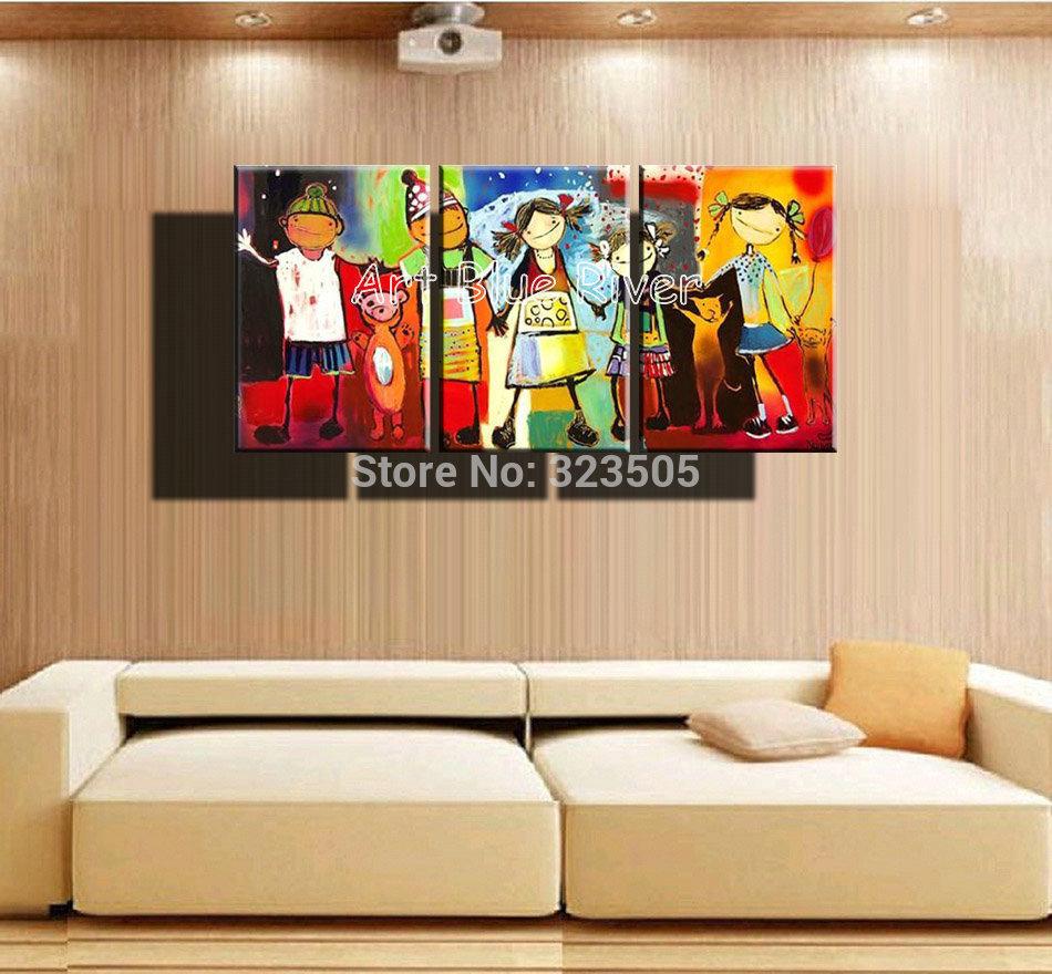 Online kopen wholesale kinderen schilderen kamer uit china kinderen schilderen kamer groothandel for Schilderen moderne volwassen kamer